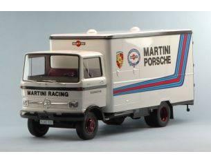 Premium Classixx PREM30043 MERCEDES LP 608 SERVICE TRUCK MARTINI 1:18 Modellino