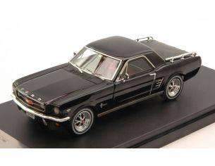 Protar PRX0466 FORD MUSTANG MUSTERO 1966 BLACK 1:43 Modellino
