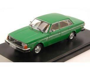 Protar PRXD293 VOLVO 244 1978 GREEN 1:43 Modellino