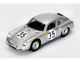 Spark Model S1877 PORSCHE 356B ABARTH N.35 12th LM 1962 R.BUCHET-H.SCHILLER 1:43 Modellino