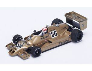 Spark Model S3905 ARROWS A1 R.STOMMELEN 1978 N.36 16th US GP 1:43 Modellino