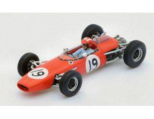Spark Model S4334 BRABHAM BT11 JO SIFFERT 1964 N.19 4th GERMAN GP 1:43 Modellino