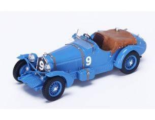 Spark Model S43LM34 ALFA ROMEO 8C N.9 WINNER LM 1934 L.CHINETTI-P.ETANCELIN 1:43 Modellino