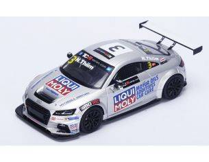 Spark Model S4886 AUDI TT TCR N.3 INTERNATIONAL SERIES 2015 NICKI THIIM 1:43 Modellino