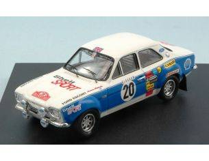 Trofeu TF0518 FORD ESCORT RS 1600 N.20 4th MONTE CARLO 1973 H.MIKKOLA-J.PORTER 1:43 Modellino