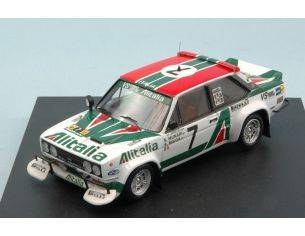 Trofeu TF1428 FIAT 131 ABARTH N.7 10th SAFARI 1979 MUNARI-MAIGA 1:43 Modellino