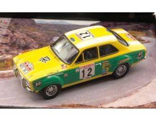 Trofeu TFLMA10 FORD ESCORT MK1 N.12 4th TOUR DE CORSE 1973 G.CHASSEUIL-C.BARON 1:43 Modellino