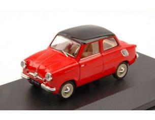 White Box WB220 MIKRUS MR-300 1958 RED 1:43 Modellino