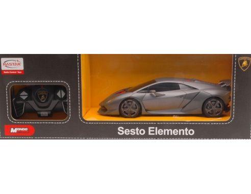 Mondo Motors MM63249 LAMBORGHINI SESTO ELEMENTO RADIOCOMANDO 1:18 Modellino