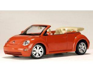 Auto Art / Gateway 79754 VW NEW BEETLE CABRIO ORANGE 1/18 Modellino