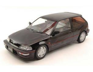 Triple 9 T9-1800101 HONDA CIVIC EF9 SIR 1990 BLACK 1:18 Modellino