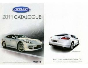 Welly WECAT2011-1B CATALOGO WELLY 2011 PART 1B PAG.115 Modellino