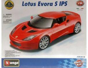 Bburago BU25110 LOTUS EVORA S IPS 2011 KIT 1:24 Modellino