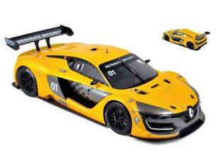 Norev NV185135 RENAULT R.S.01 2015 OFFICIAL YELLOW PRESENTATION VERSION 1:18 Modellino