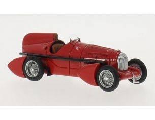 Neo Scale Models NEO46295 ALFA ROMEO GRAN PREMIO TIPO B P3 AERODINAMICA 1934 RED 1:43 Modellino