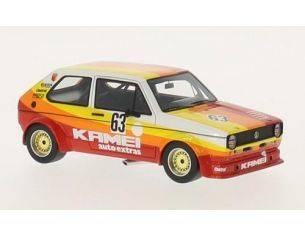 Neo Scale Models NEO45235 VW GOLF GR.2 N.63 30th 1000 KM NURBURGRING 1977 B.RENNEISEN-W.WOLF 1:43 Modellino