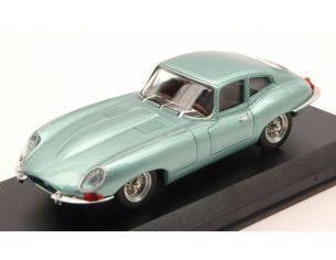 Best Model BT9626 JAGUAR E COUPE' 1961 LIGHT GREEN MET.1:43 Modellino