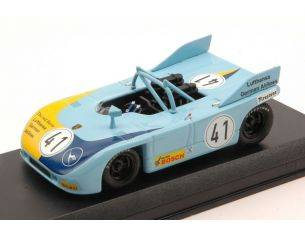 Best Model BT9627 PORSCHE 908/03 N.41 2nd NURBURGRING INTERSERIE 1972 R.JOST 1:43 Modellino