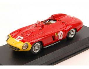 Art Model AM0343 FERRARI 857 S N.12 3rd CUBA GRAND PRIX 1957 A.DE PORTAGO 1:43 Modellino