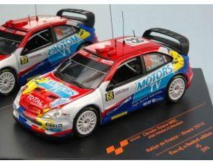 Vitesse VE43243 CITROEN XSARA WRC RALLY FRANCE n.68 Modellino