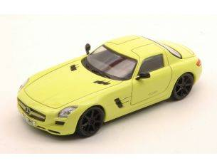 Solido SL4401100 MERCEDES SLS 2010 YELLOW 1:43 Modellino