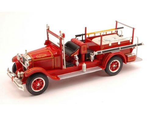 Signature SIGN32347-1 STUDEBAKER FIRE TRUCK 1928 (FT.WAYNE) 1:50 Modellino