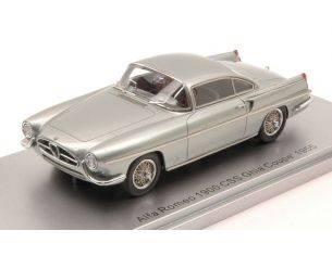 Kess Model KS43000212 ALFA ROMEO 1900 CSS GHIA COUPE' 1955 SILVER LIM.400 PCS 1:43 Modellino