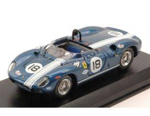 Art Model AM0346 FERRARI 275 P N.18 DNF 500 KM BRIDGEHAMPTON 1965 M.ANDRETTI 1:43 Modellino
