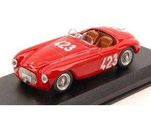 Art Model AM0345 FERRARI 166 MM N.423 WINNER GIRO SICILIA 1952 MARZOTTO-MARINI 1:43 Modellino
