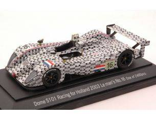 Ebbro EB43491 DOME S 101 LMP 900 RACE HOLLAND 1:43 Modellino