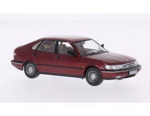Protar PRXD452 SAAB 900 V6 1994 METALLIC RED 1:43 Modellino