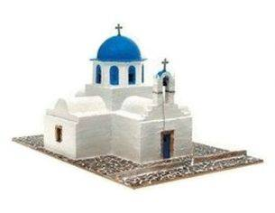 Domus Kits 40551 Chiesa Ortodossa 250x360x250mm 1:50 Kit Modellino