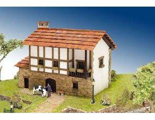 Domus Kits 40207 Casona in Campagna 135 x 185 x 120mm 1:87 Kit Modellino