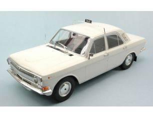 Mac Due MCG18017 VOLGA M24 1967-1992 TAXI WHITE 1:18 Modellino
