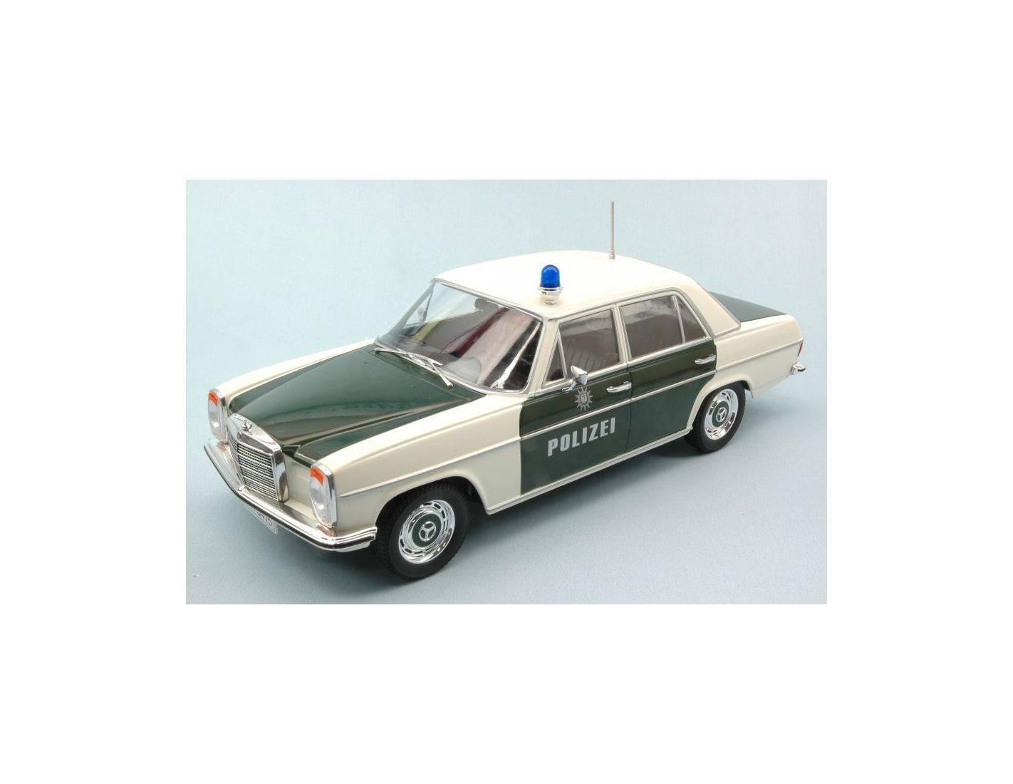 Auto 1 18 mac due mcg18054 mercedes 220 8 w115 1968 for Mac due the box