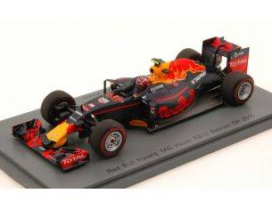 Spark Model S5008 RED BULL RB12 D.KVYAT 2016 N.26 7th BAHRAIN GP 1:43 Modellino