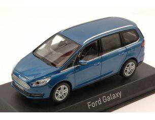 Norev NV270539 FORD GALAXY 2015 BLUE METALLIC 1:43 Modellino