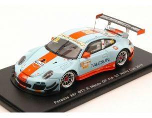 Spark Model SA095 PORSCHE 997 GT3 R N.20 MACAU GT FIA GT 2015 D.DERDAELE LIM.500 1:43 Modellino