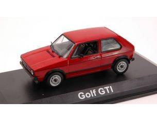 Norev NV840046 VW GOLF GTI 1976 RED 1:43 Modellino