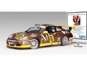 Auto Art / Gateway 80489A PORSCHE 911 GT3 CUP CAR 2004 1/18 Modellino