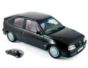 Norev NV183612 OPEL KADETT GSI 1987 BLACK 1:18 Modellino