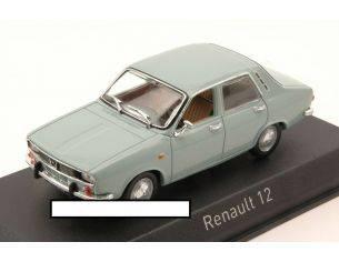 Norev NV511226 RENAULT 12 TL 1972 LIGHT BLUE 1:43 Modellino