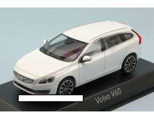 Norev NV870016 VOLVO V60 2013 CRYSTAL WHITE METALLIC 1:43 Modellino