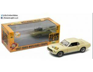 Greenlight GREEN12958 FORD MUSTANG 1967 SOPHIA MESSAGE CAR (2010 CURRENT TV SERIES) 1:18 Modellino