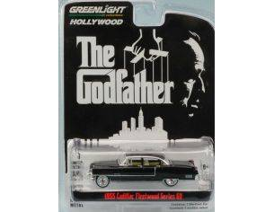 Greenlight GREEN44740B CADILLAC FLEETWOOD SERIES 60 1955 THE GODFATHER 1:64 Modellino