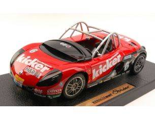 Anson AS0352 RENAULT SPIDER KICKER Nr.6 RED 1:18 Modellino
