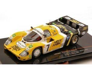 Ixo model LM1984 PORSCHE 956 L N.N.7 WINNER LM 1984 LUDWIG-PESCAROLO-JOHANSSON 1:43 Modellino