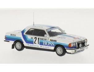 Neo Scale Models NEO46670 MERCEDES 280 CE N.21 18th RALLY MONTE CARLO 1980 H.BOHNE-A.AHRENS 1:43 Modellino