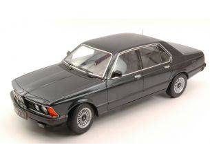 KK Scale KK180101 BMW 733i E23 1977 BLACK 1:18 Modellino