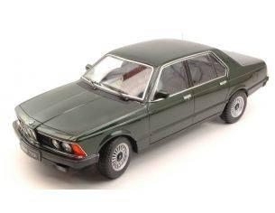 KK Scale KK180103 BMW 733i E23 1977 DARK GREEN METALLIC 1:18 Modellino